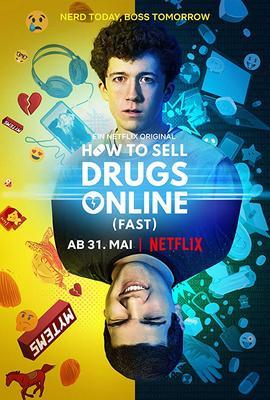 Come Vendere Droga Online - Stagione 1 (2019) (Completa) WEBRip 1080P ITA GER DD5.1 x264 mkv