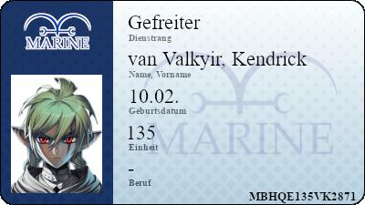Dienstausweise Marine und WR Kendrick_van_valkyir_22kws