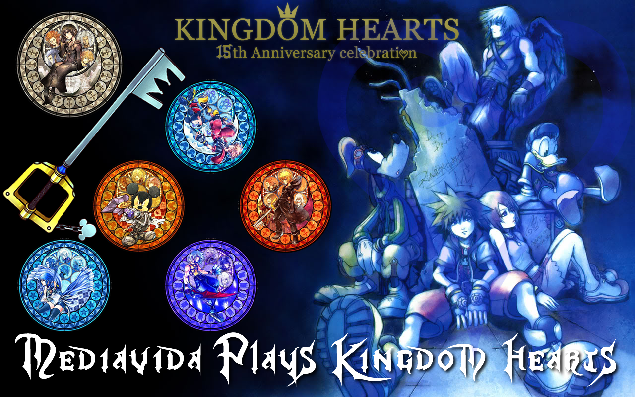 Kingdom Hearts Cumple 15 Anos Juguemos A Kingdom Hearts Mediavida