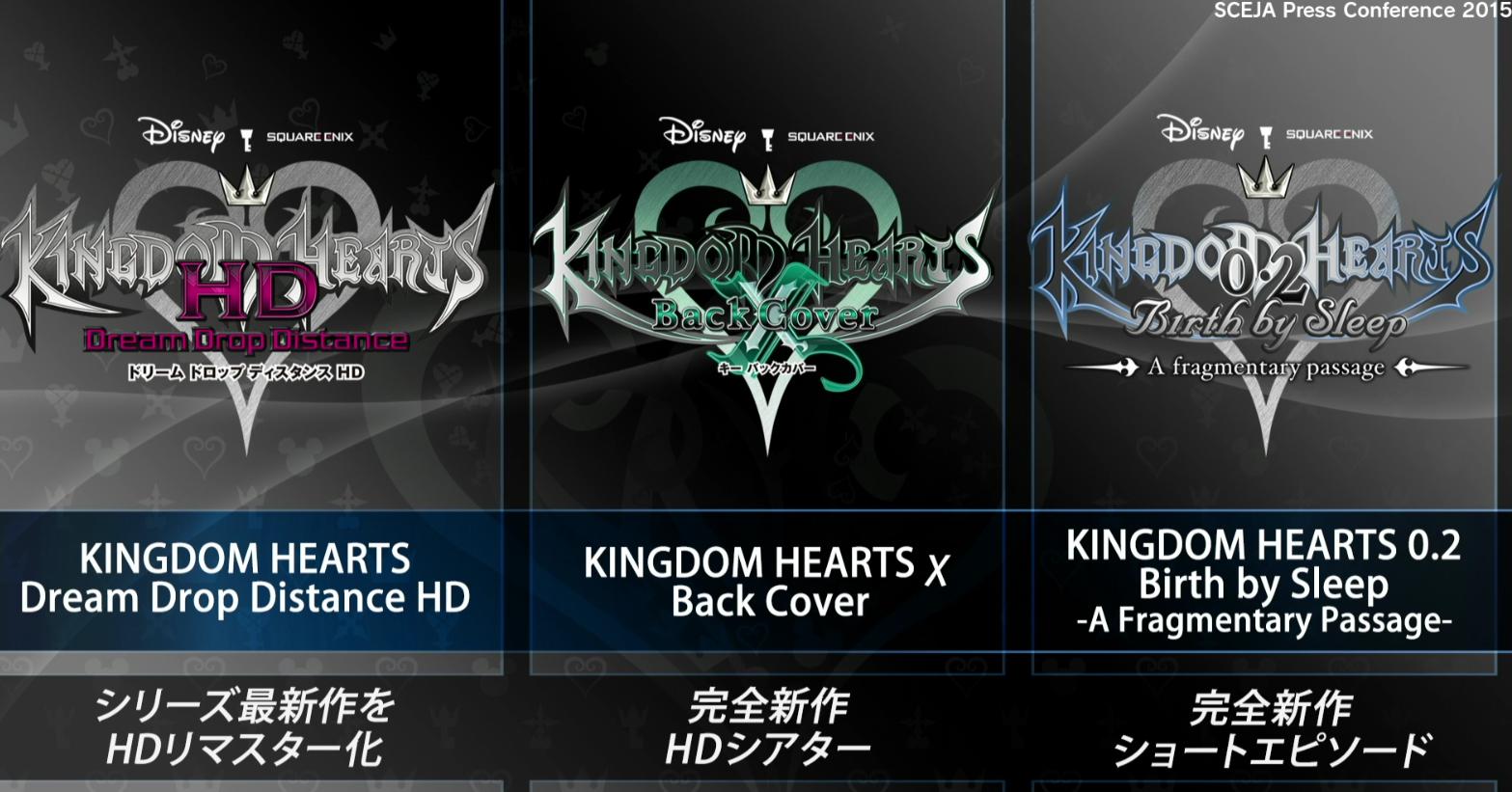 Kingdom Hearts HD II 8 Final Prologue Chapter announced - KH