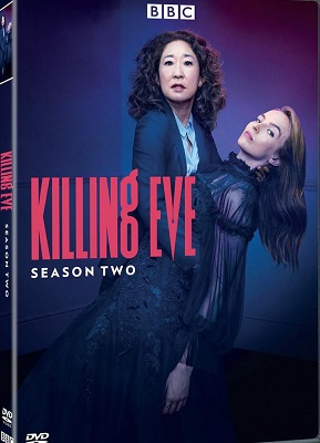 Killing Eve - Stagione 2 (2019) (Completa) DLMux ITA ENG MP3 Avi
