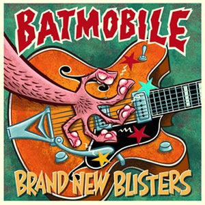 Batmobile - Brand New Blisters (2017)