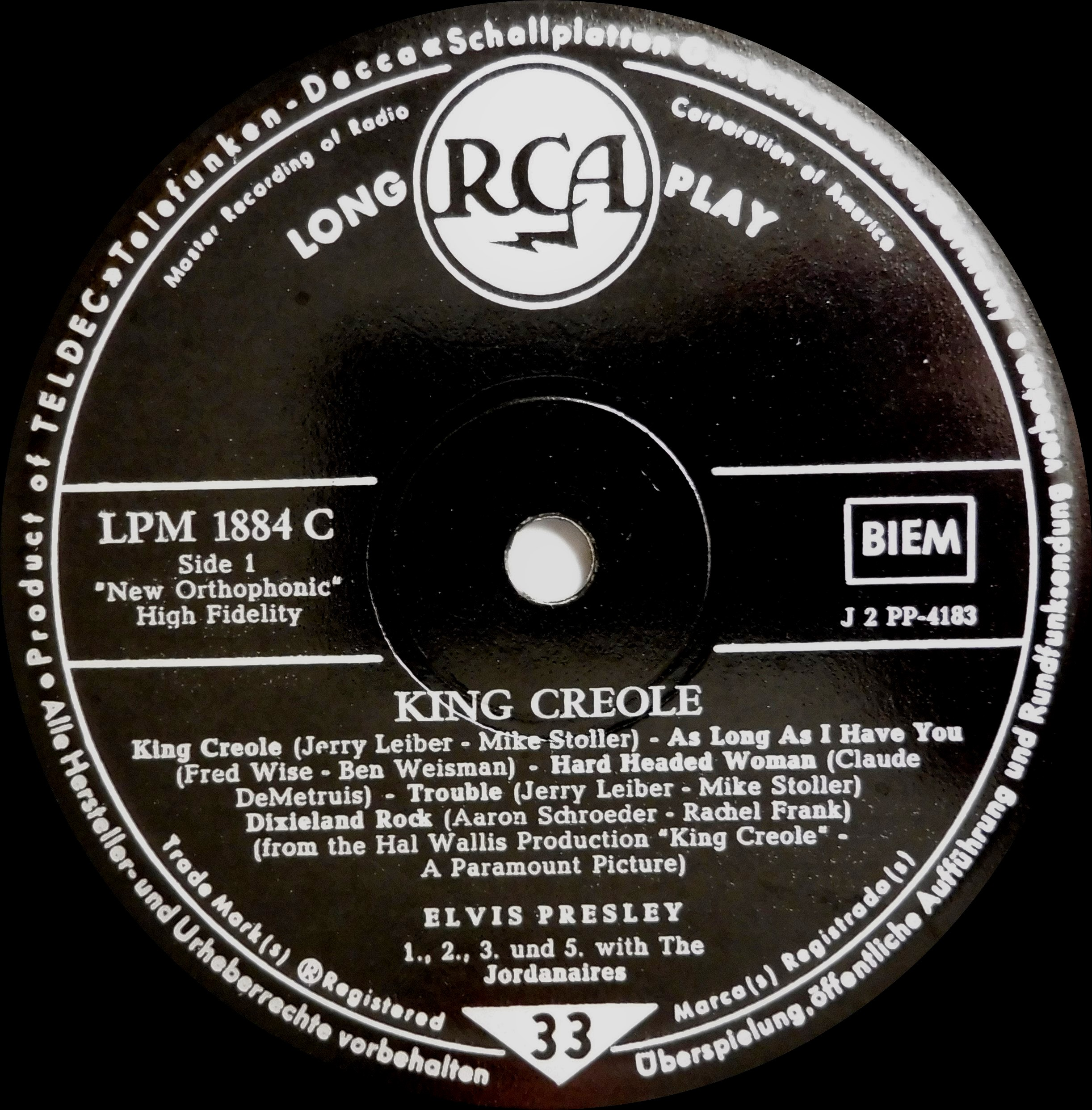KING CREOLE Kingcreole58side1_aus4ju80