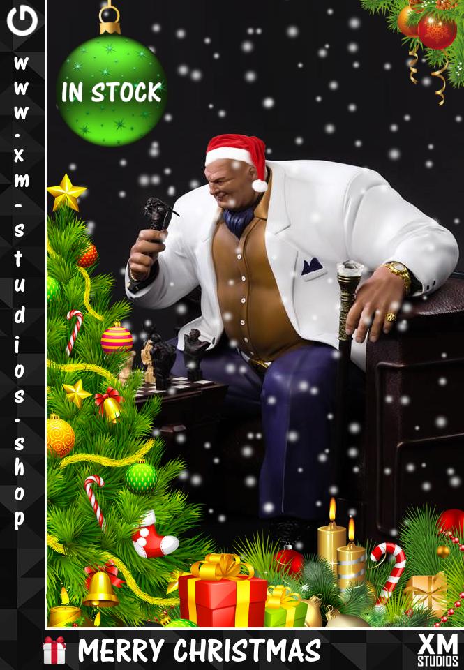 XM Studios: Europe Christmas Special - 2017 Kingpinnew2keku1