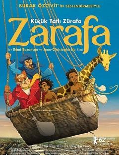 Küçük Tatlı Zürafa -  2012 Türkçe Dublaj BRRip indir