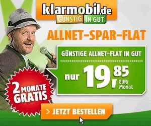 Klarmobil Allnet Spar Flat