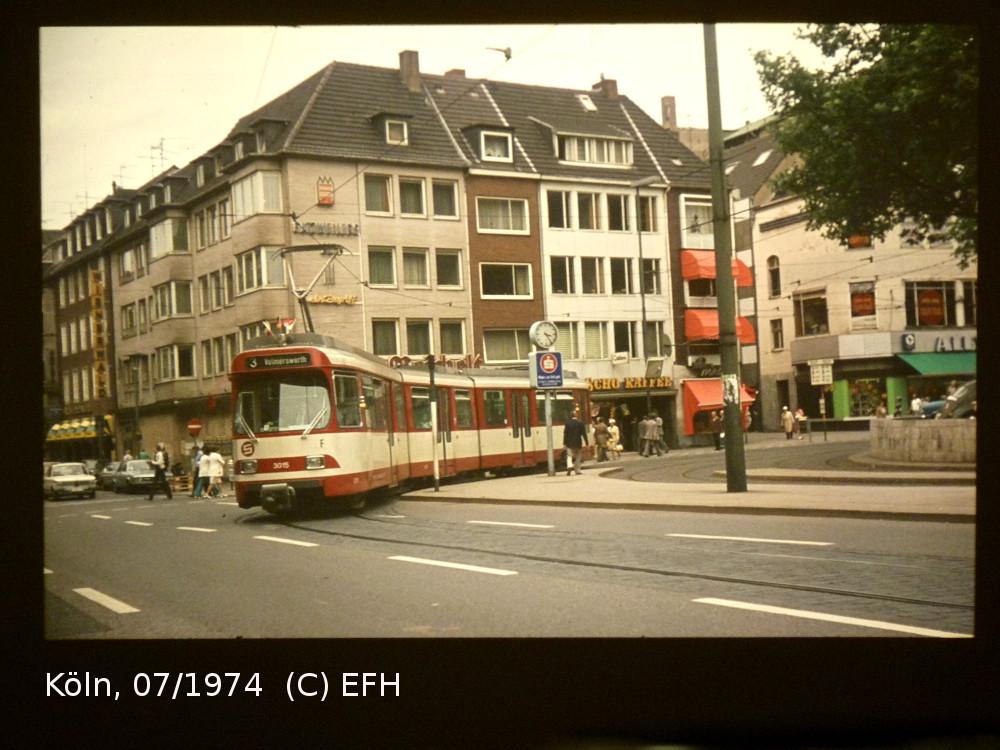 Köln 07/1974