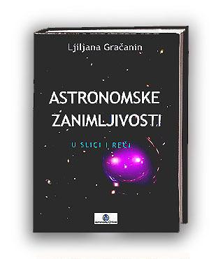 KNJIGA - ASTRONOMSKE ZANIMLJIVOSTI Knjigaymstq