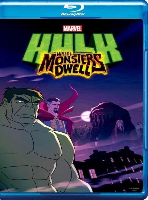 Hulk: Canavarlar Nerede Yaşar – Marvels Hulk – Where Monsters Dwell   2016   Dual (TR-EN)