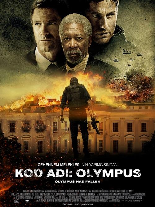 Kod Adı: Olympus – Olympus Has Fallen (2013) Film İndir