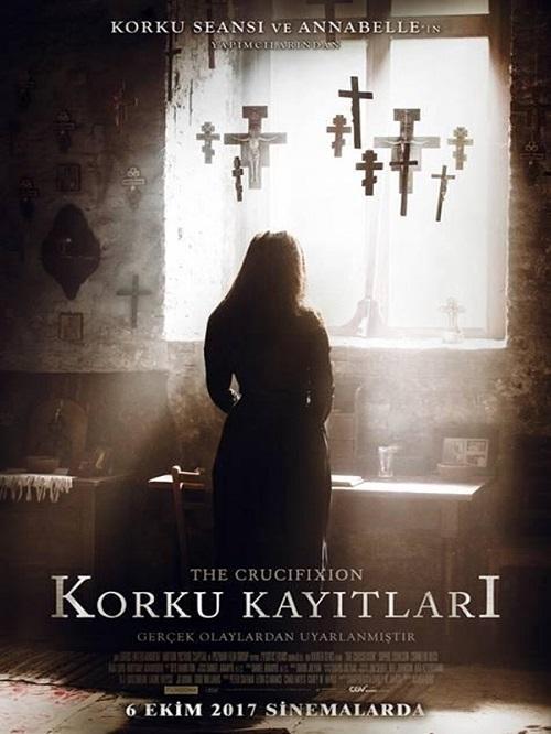 Korku Kayıtları – The Crucifixion (2017) Film İndir