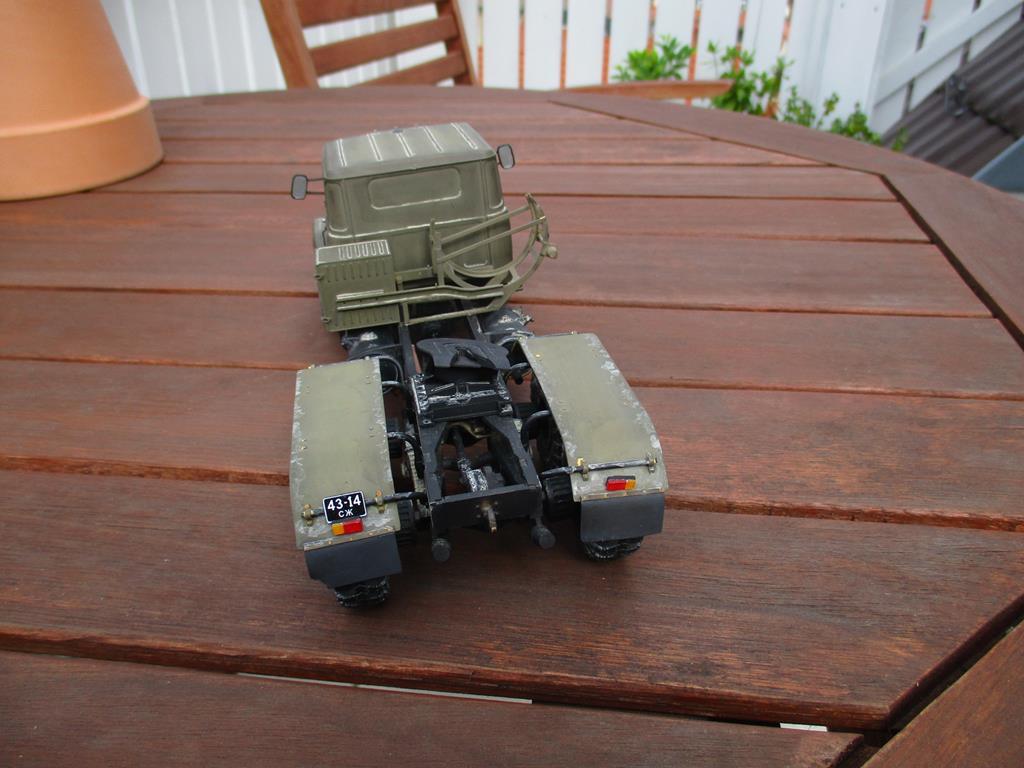 Kraz 2664 Sattelzugmaschine Kraz-m103ecopyv3e9s