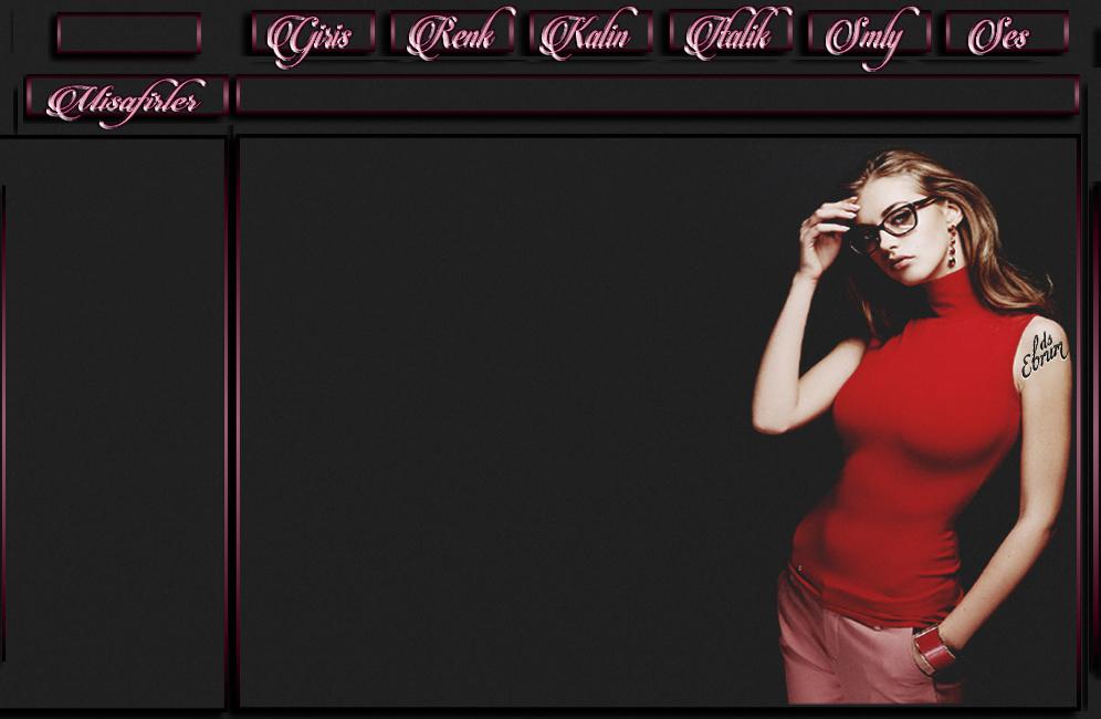 Kırmızılı bayan radyo tema