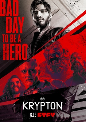 Krypton - Stagione 2 (2019) (9/10) WEBMux ITA MP4