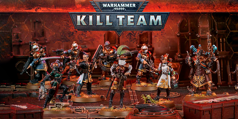 Warhammer 40,000 |OT| In the Grim Darkness of the 40K Era There Is