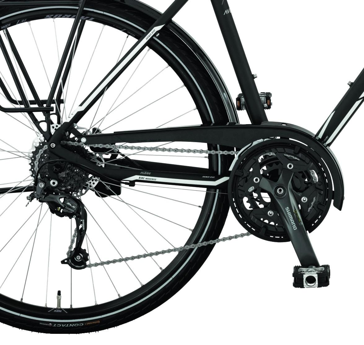 herren fahrrad ktm avenza 27 disc 2014 trekking shimano. Black Bedroom Furniture Sets. Home Design Ideas