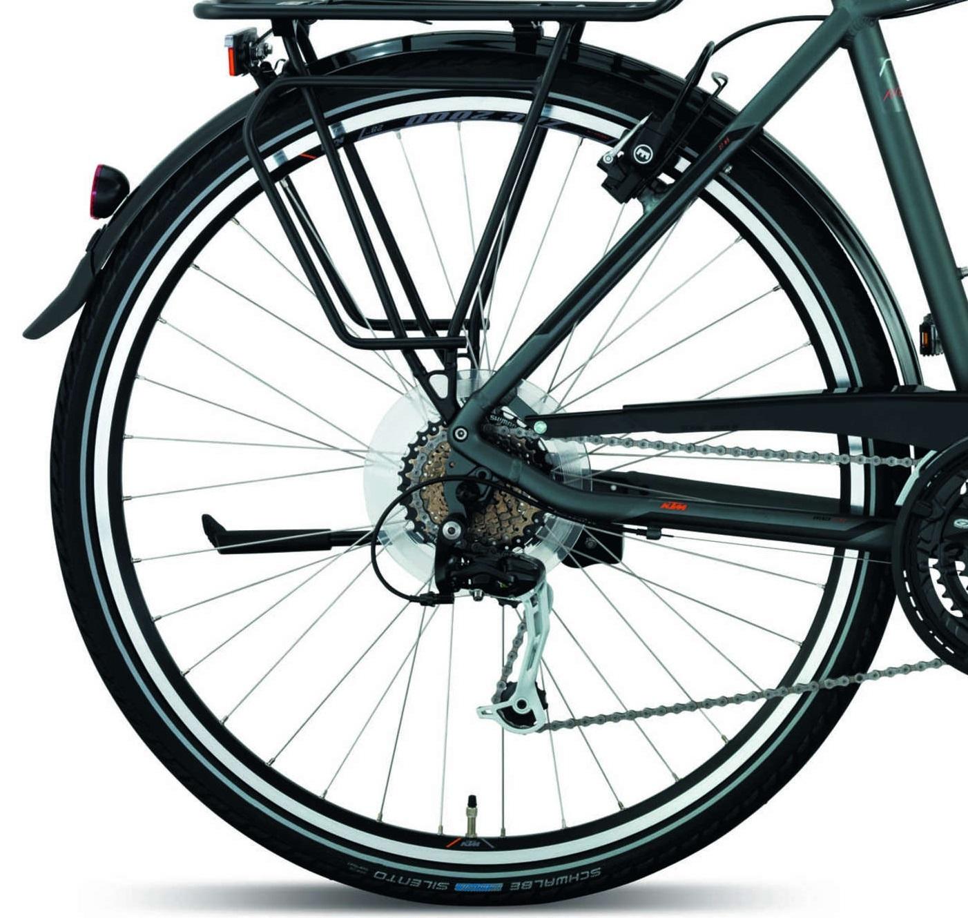 herren fahrrad ktm avenza 27 hs 2014 trekking shimano. Black Bedroom Furniture Sets. Home Design Ideas