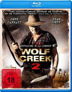 Kurt Kapanı 2 - Wolf Creek 2 - 2013 WEB-DL 1080p DuaL MKV