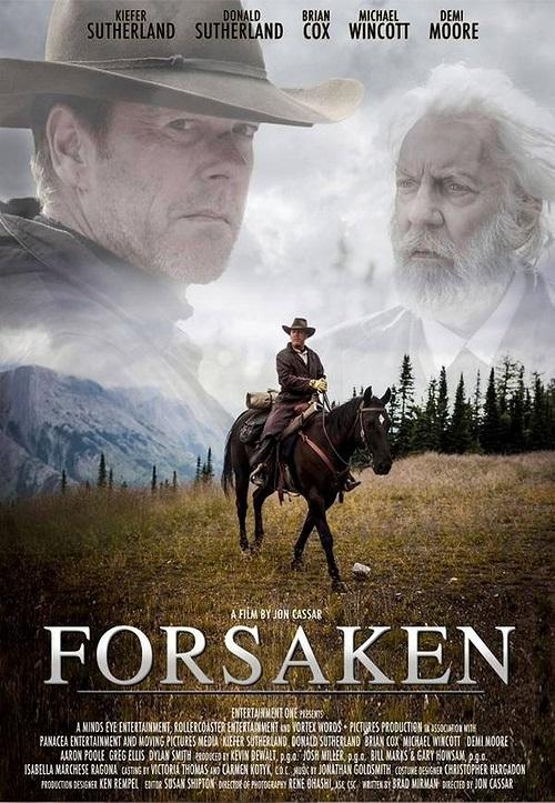 2015 Yapımı Kuşatılmış - Forsaken Filmi İndir