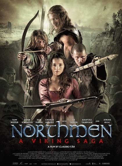 Kuzeyliler: Bir Viking Efsanesi - Northmen: A Viking Saga (2014) - türkçe dublaj film indir