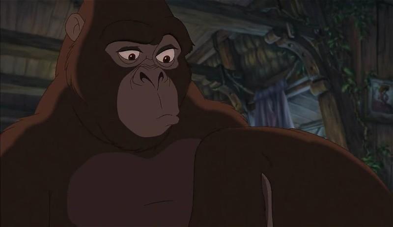 Tarzan Ekran Görüntüsü 2