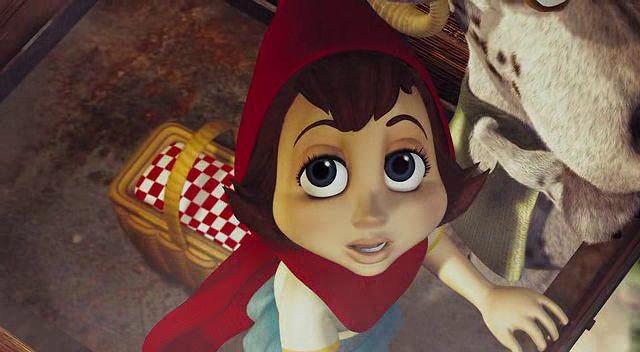 Kırmızı Başlıklı Kız Ekran Görüntüsü 1