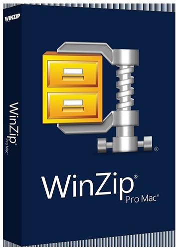 WinZip Mac Pro v9.0.5520