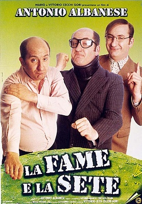 La Fame e La Sete (1999) HDTV 720P ITA AC3 x264 mkv