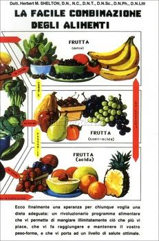 Herbert M. Shelton - La facile Combinazione degli Alimenti (1985)