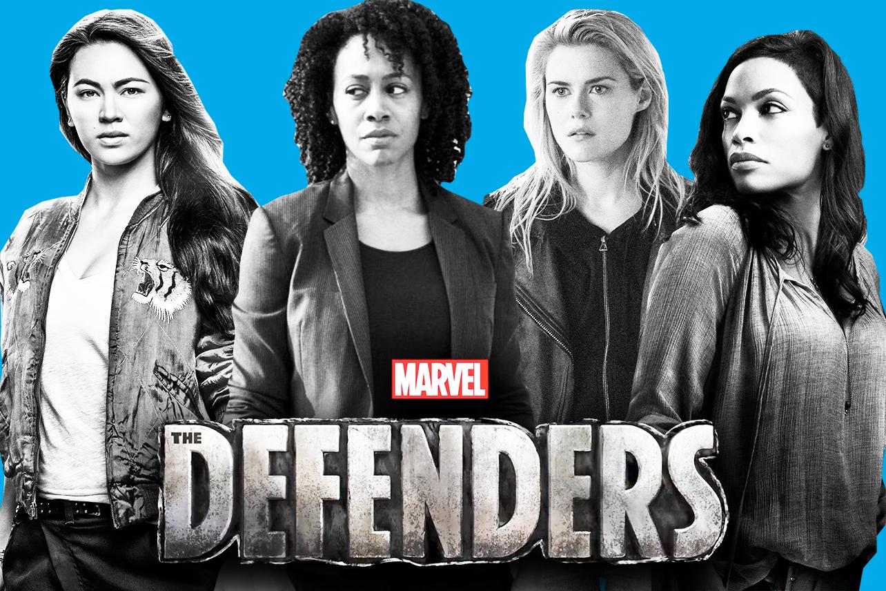 Marvel's: The Defenders 1. Sezon Tüm Bölümleri Türkçe Dublaj indir | 1080p DUAL