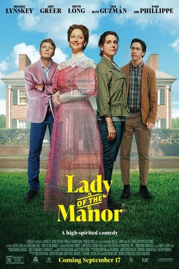 Lady Of The Manor 2021 1080p Bluray x264-PIGNUS
