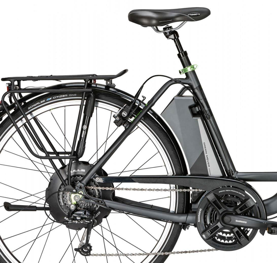 Fahrrad Green Mover