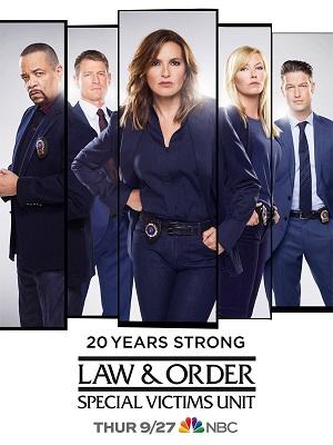 Law & Order: Unita Vittime Speciali - Stagione 20 (2019) (14/24) DLMux ITA AAC x264 mkv