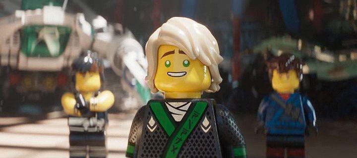 Lego Ninjago Filmi Ekran Görüntüsü 2