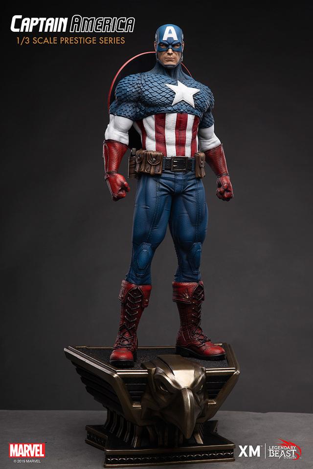 Premium Collectibles : Captain America 1/3 Lbs_captain-america_00xkux
