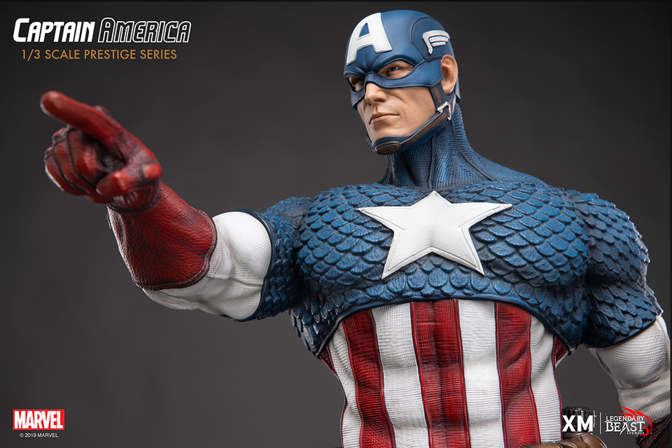 Premium Collectibles : Captain America 1/3 Lbs_captain-america_07mkbw