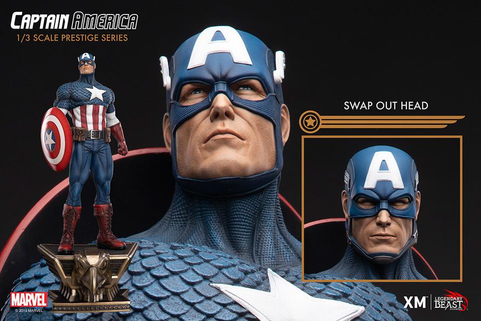 Premium Collectibles : Captain America 1/3 Lbs_captain-america_0aak6u