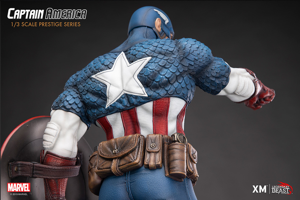 Premium Collectibles : Captain America 1/3 Lbs_captain-america_0g1k77