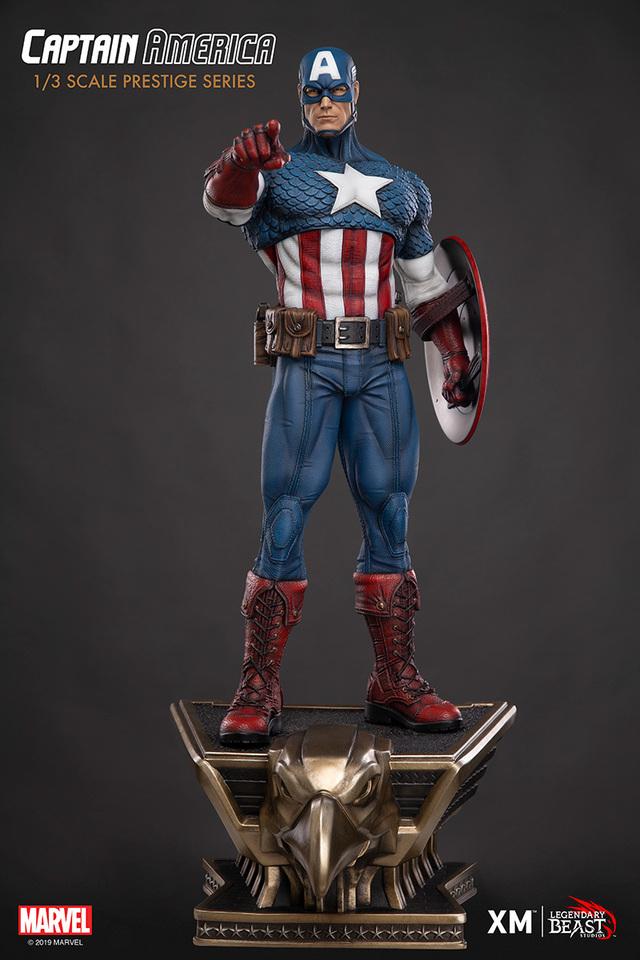 Premium Collectibles : Captain America 1/3 Lbs_captain-america_0pljac
