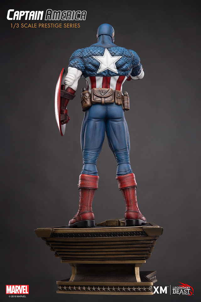Premium Collectibles : Captain America 1/3 Lbs_captain-america_0svkh1