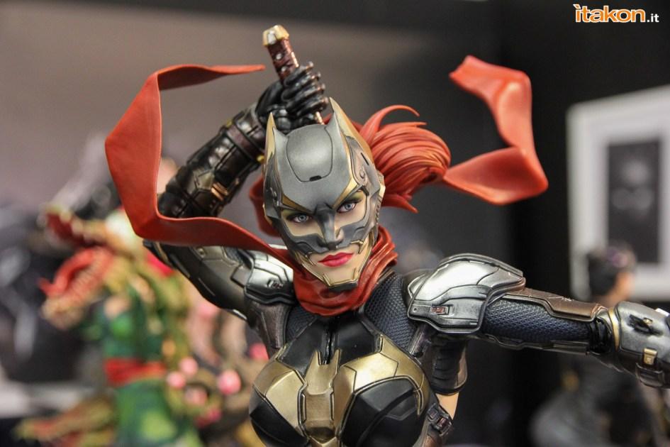 Samurai Series : Batgirl Lcg2017-1644s7rch