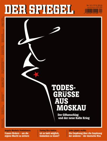 Der Spiegel Magazin No 12 vom 17. März 2018