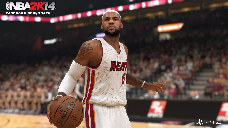 NBA 2K14 Screen 1