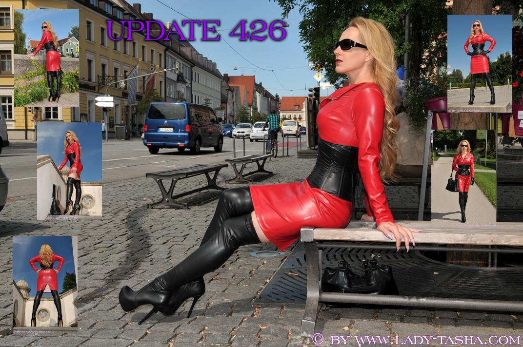 Neues von Lady Tasha Seite 12 Leather Forum | Langer