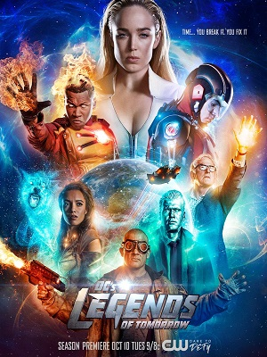 DC's Legends of Tomorrow - Stagione 3 (2018) (7/18) DLMux ITA ENG MP3 Avi