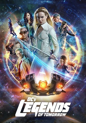 DC's Legends of Tomorrow - Stagione 4 (2019) (15/16) WEBMux 720P HEVC ITA ENG AC3 x265 mkv