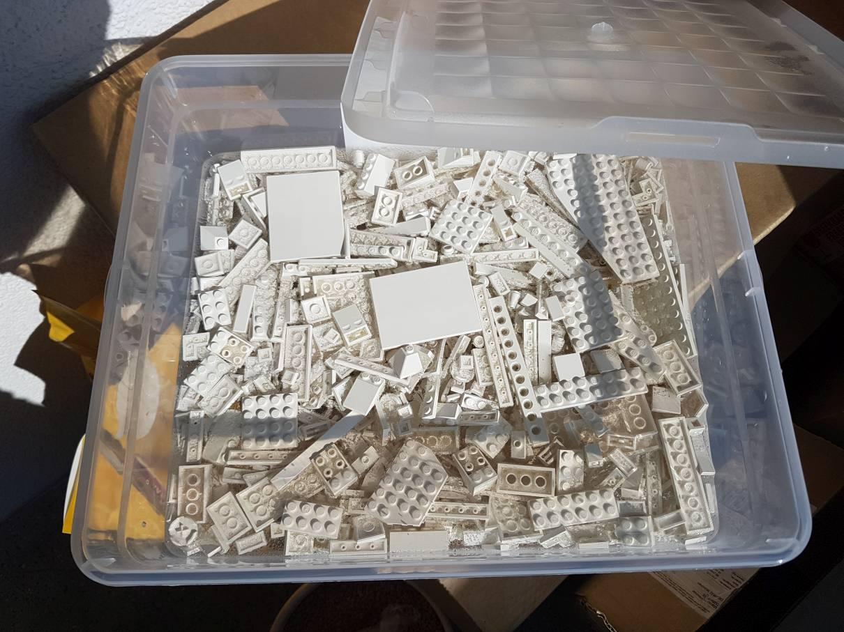 Vergilbtes Lego Wieder Weiss Machen Lepinboard De