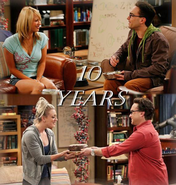 Get engaged what do episode penny and leonard 14 Things