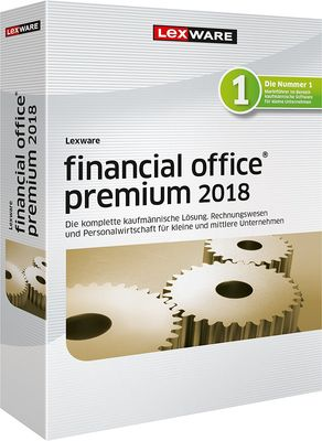 : Lexware Financial Office Pro 2018 v18.00
