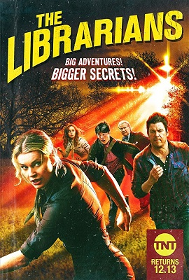 The Librarians - Stagione 4 (2018) (10/12) DLMux ITA ENG MP3 Avi